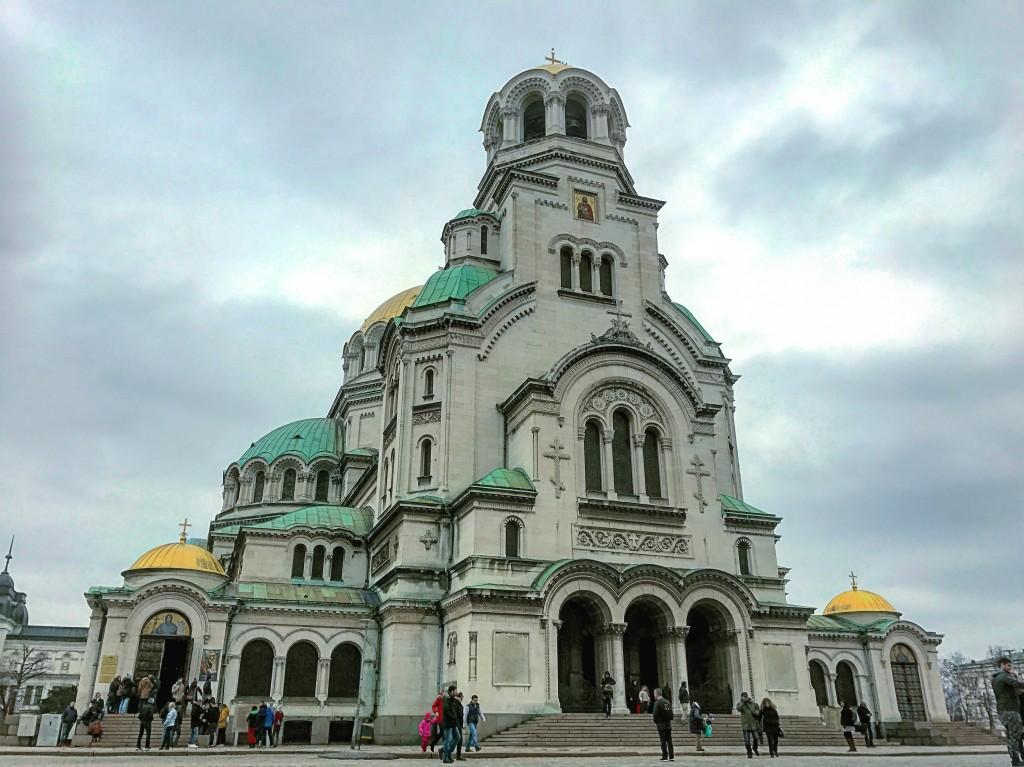 Chrám svätého Alexandra Nevského